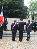 Hommage à Amiens